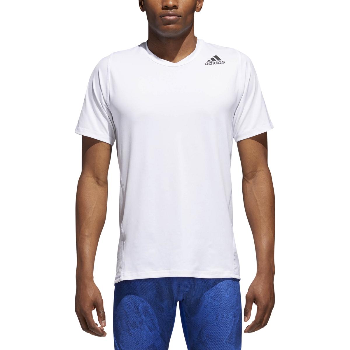 adidas Alphaskin Shortsleeve Tee T-Shirt Uomo