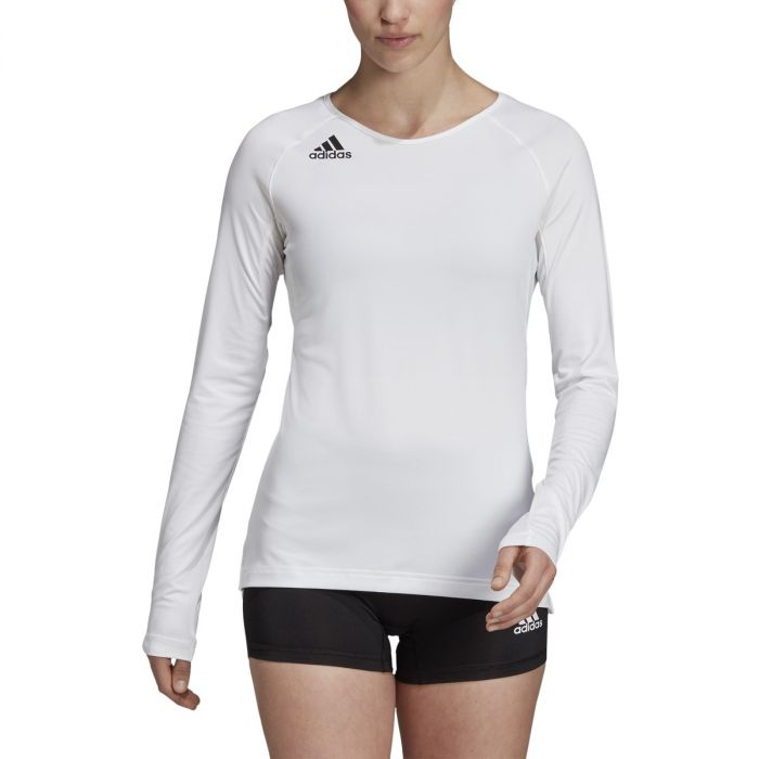 adidas Climalite Hi-Lo Long Sleeve Jersey - Women's Volleyball
