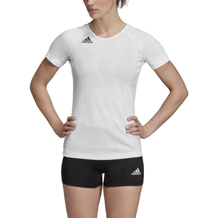 adidas Quickset Cap Sleeve Jersey - Women's Volleyball