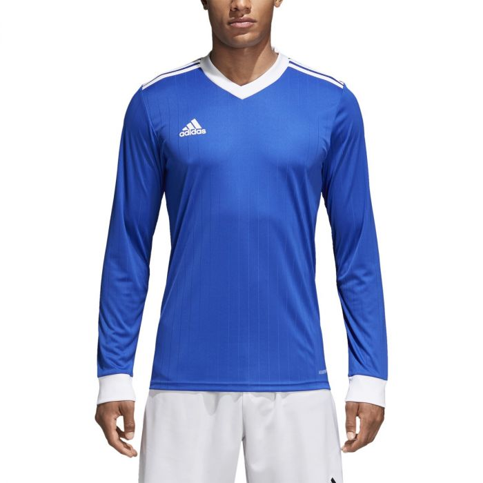 adidas Tabela 18 Long Sleeve Jersey - Mens Soccer